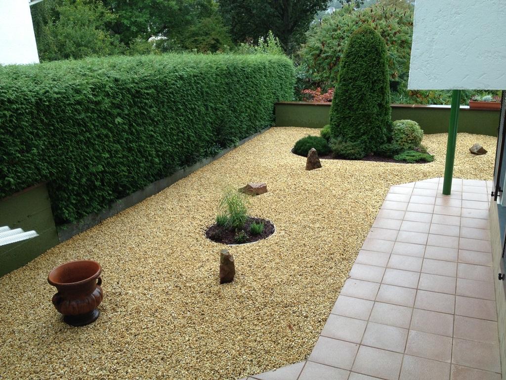 Kiesbeet bilder wichmann pflanzenmarkt gartengestaltung - Gartengestaltung kiesbeet ...